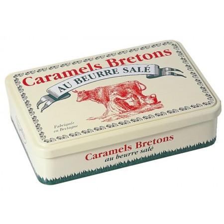 Caramels Bretons au beurre salé