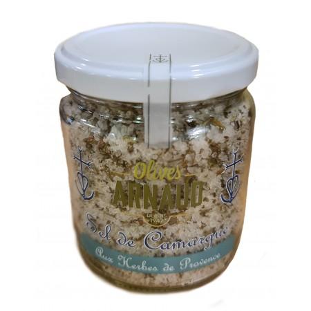 Sel de Camargue Aux Herbes de Provence