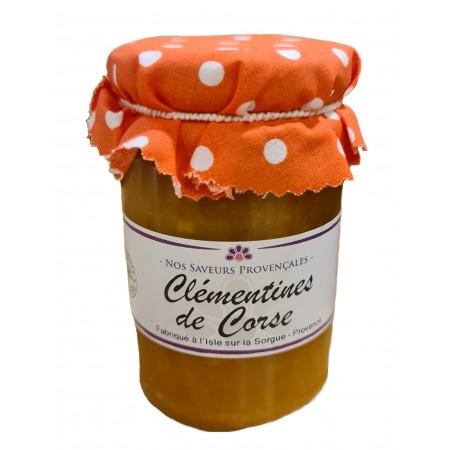 Confiture Clémentine Corse