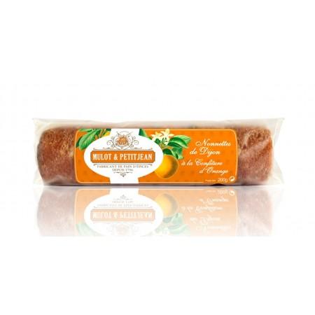 Nonnettes Dijon coeur Orange