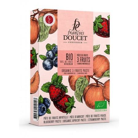 Pâtes de fruits Bio