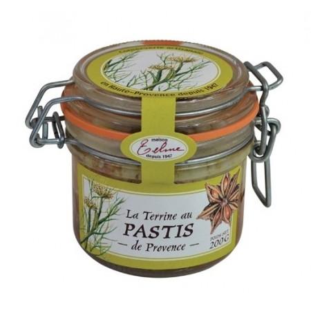 Terrine au Pastis de Provence
