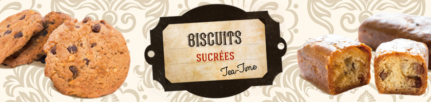 Biscuits sucrés