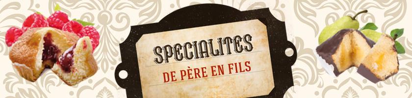 NOS SPECIALITES